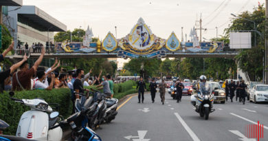 Thailand protests against the Junta-Government and the Challenge of Monarchy Taboos